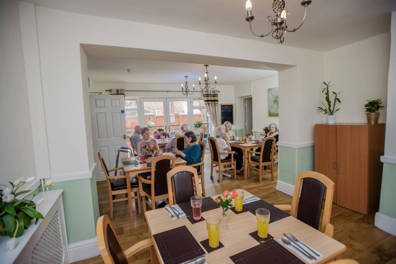 Woodeaves Care Home, Nantwich